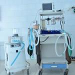 Anaesthetic Ventilator