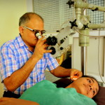 Outpatient Microscopic ear Examination